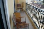 Balkon zeezijde