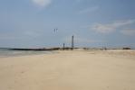 Farol strand en vuurtoren