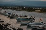 Fuzeta bootjes en achterland